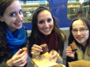 Yummy caneles!